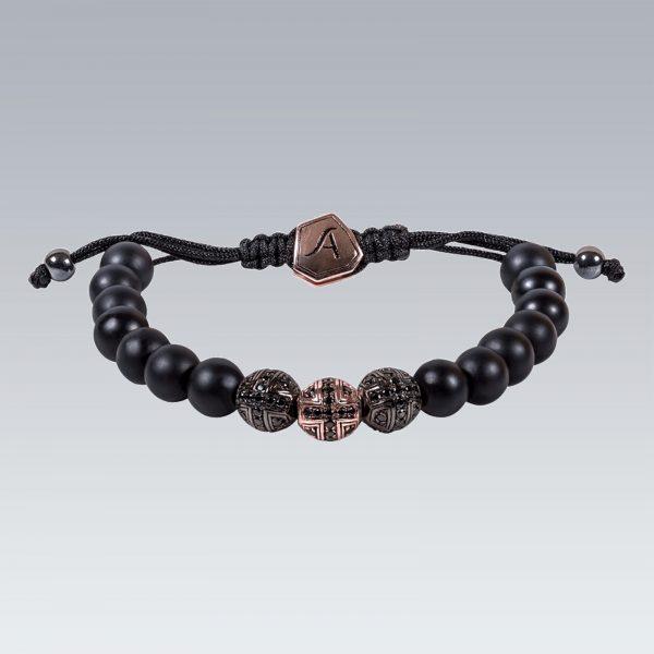 Tryptic Bead Bracelet