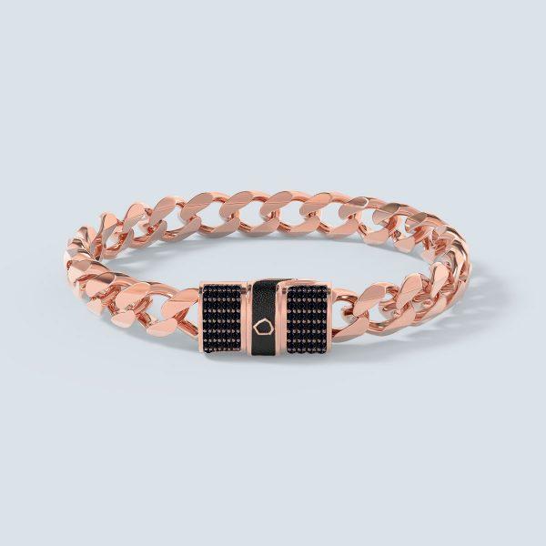 Pave' Chain Bracelet