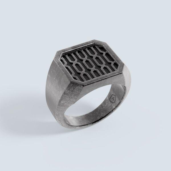 Oriental Pattern Ring