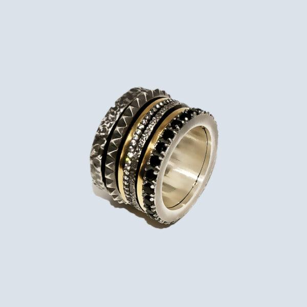 Layered Ring Women